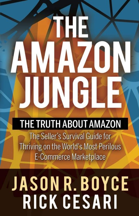 The Amazon Jungle, The Truth about Amazon, Jason R Boyce, Wade's World